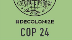 Global Youth Dialogue: #Decarbonize: #Decolonize2018