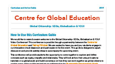 Classroom Resources: Global Citizenship - SDGs, Globalization & YOU!
