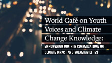 Global Youth Dialogue: IPCC_Cities_WCYV_Whitepaper_2018
